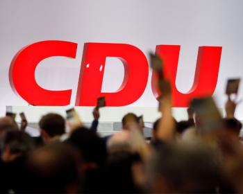 Hamburger CDU Parteitag