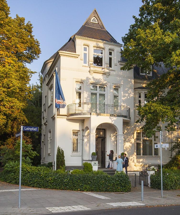 Ludwig-Erhard-Haus Hamburger CDU