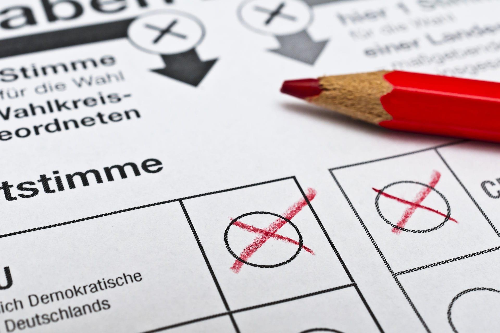 Landesausschuss zur Bundestagswahl