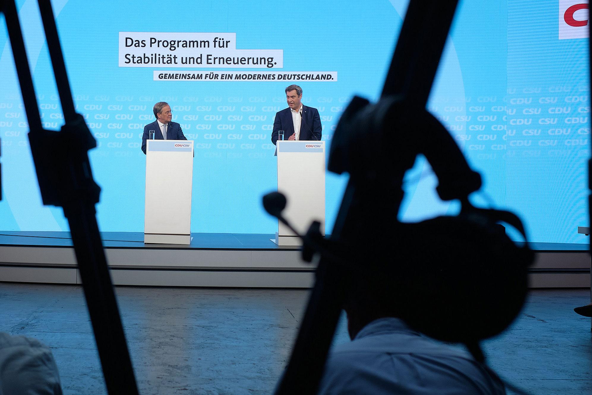 Zahlreiche Initiativen aus Hamburg im CDU/CSU-Regierungsprogramm / Armin Laschet hat volle Unterstützung der Hamburger CDU