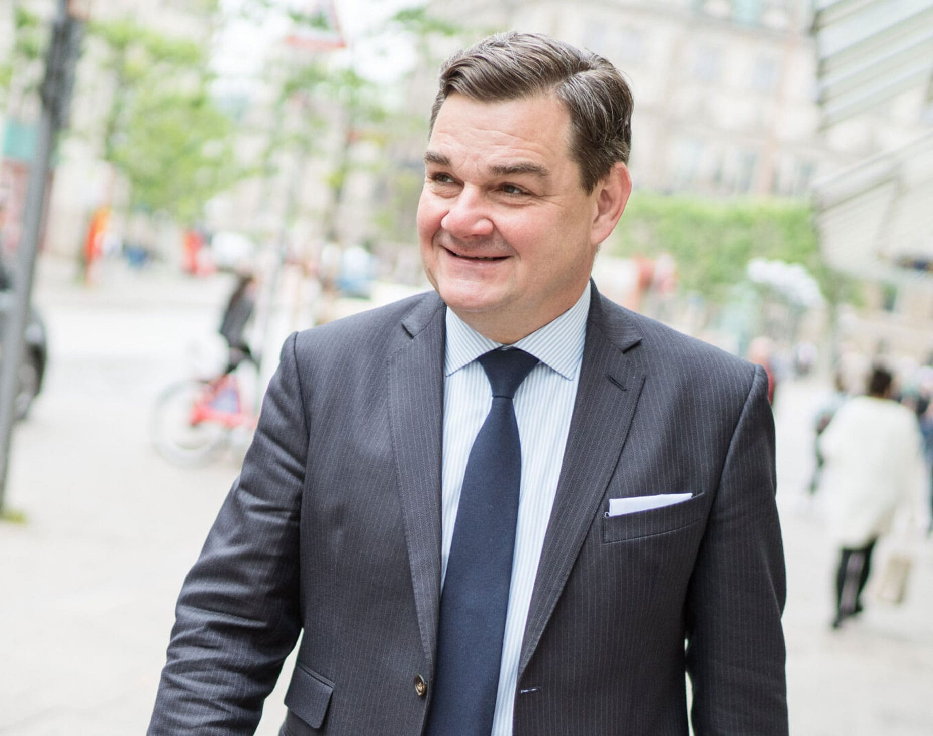 Marcus Weinberg CDU-Direktkandidat Hamburg-Altona 2021