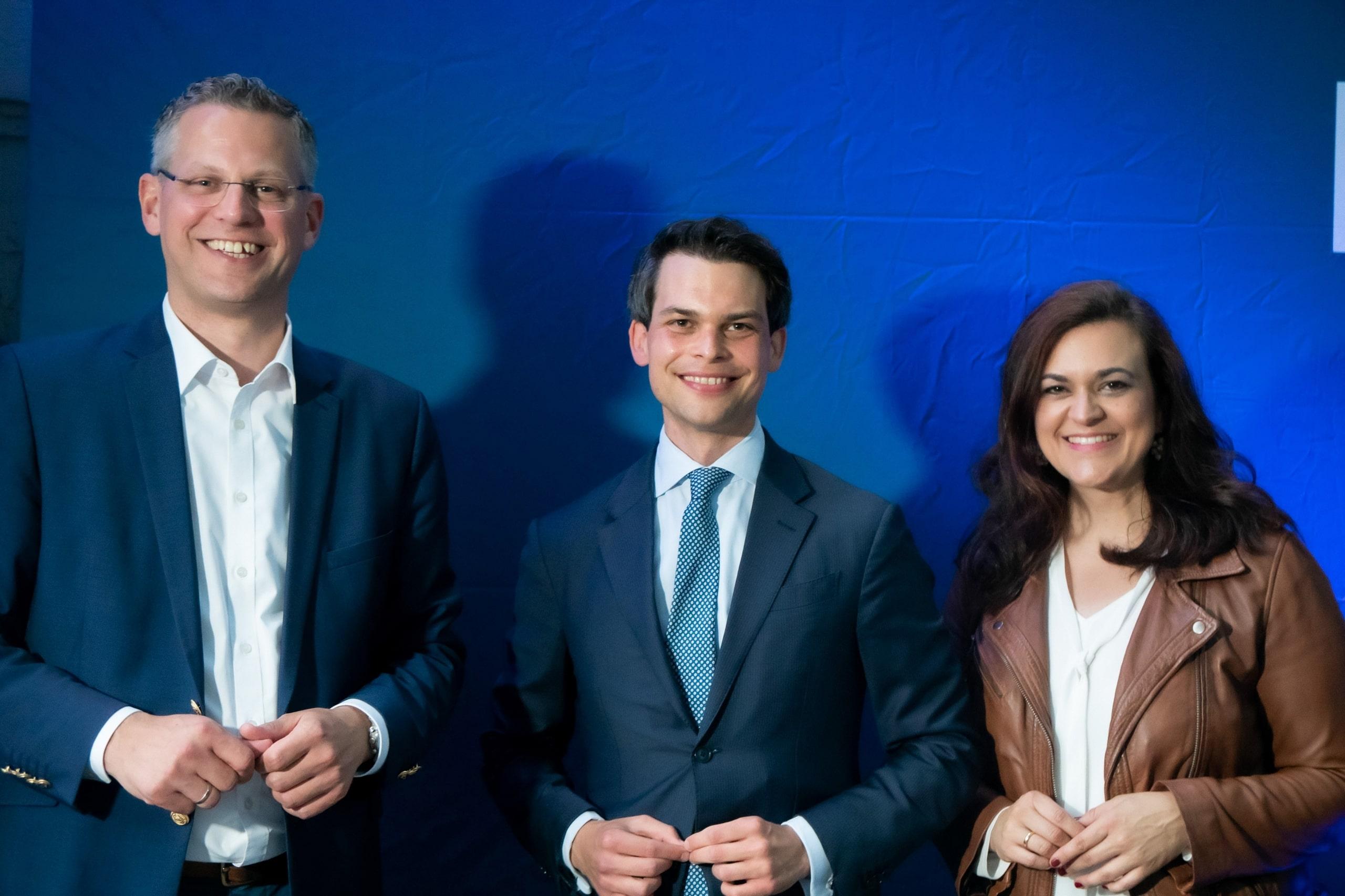 Die Hamburger CDU zieht mit drei Abgeordneten in den neuen Bundestag ein